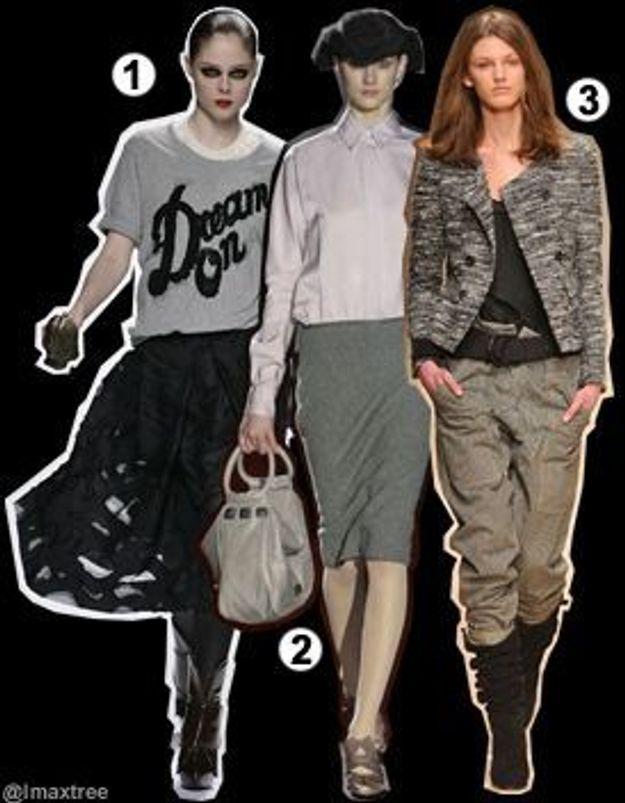 Comment porter le gris avec éclat ?