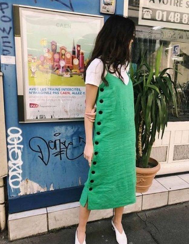Le vert bohème