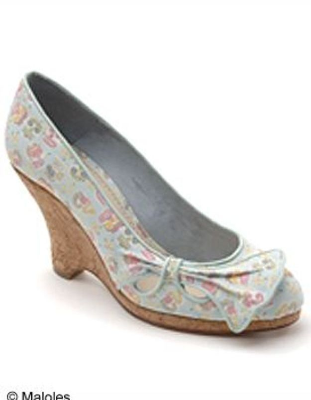 en soldes 663f1 726c7 Comment porter les sandales compensées ? - Elle