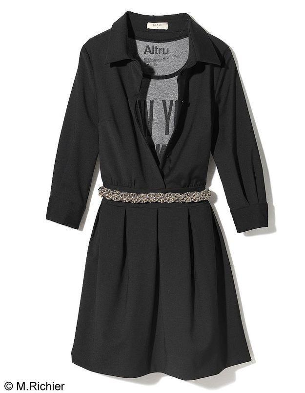 Robe-chemise Ba&sh
