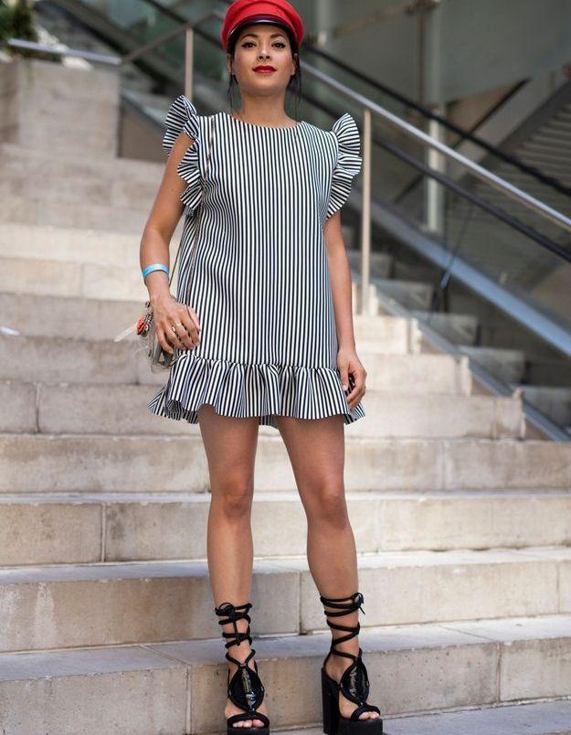 Mini-robe de lolita