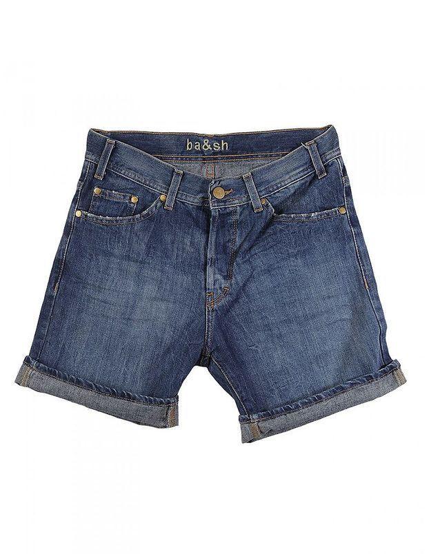 Bash short jean