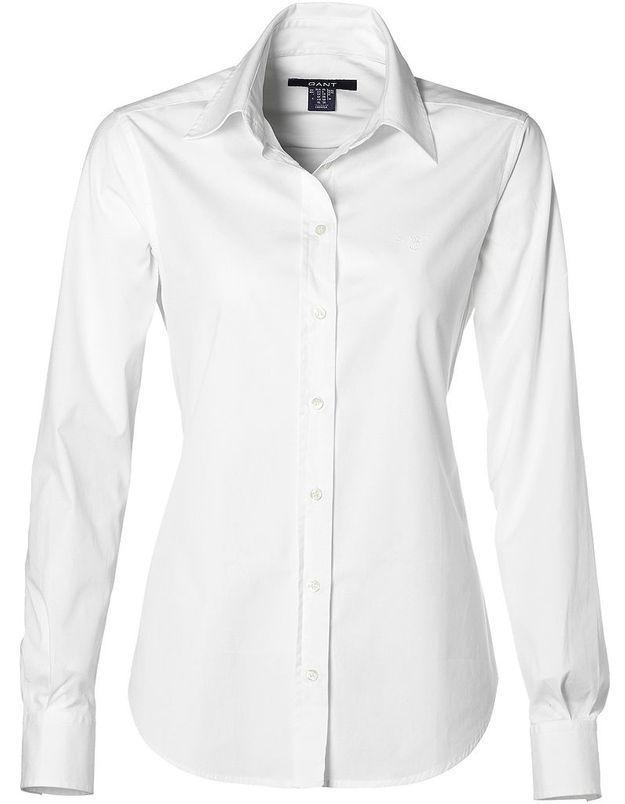 Gant chemise blanche