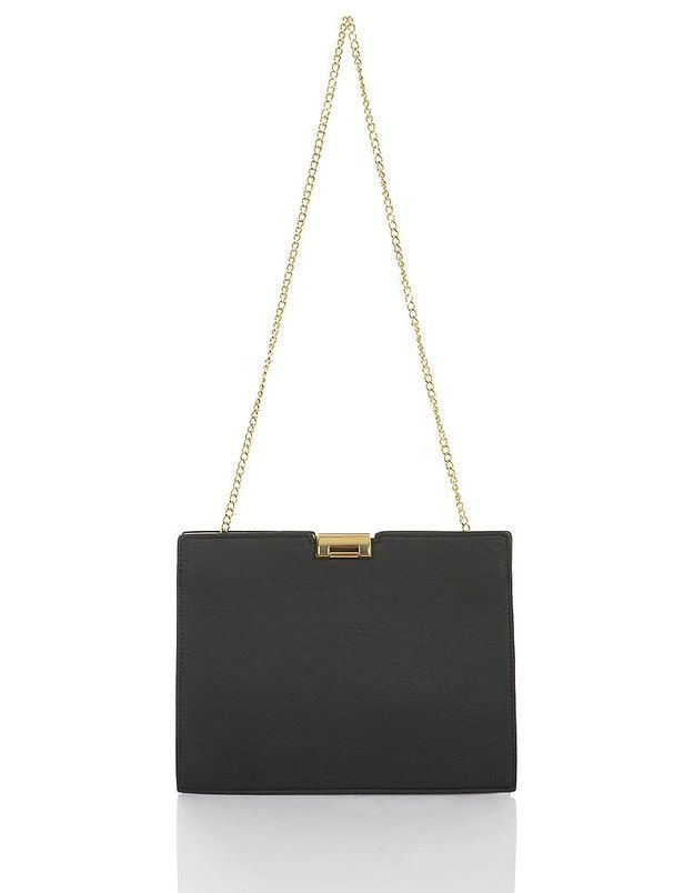 Miss selfridge sac noir