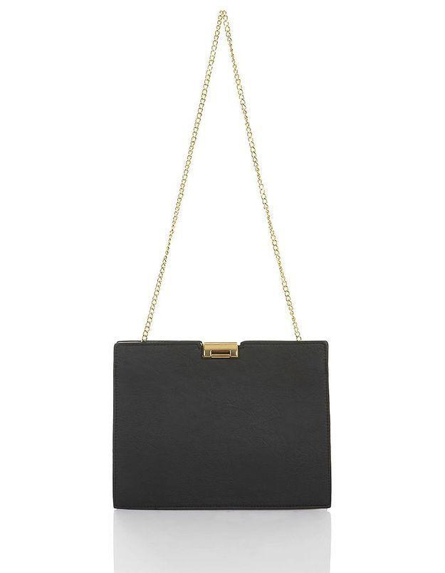 Miss selfridge sac noir