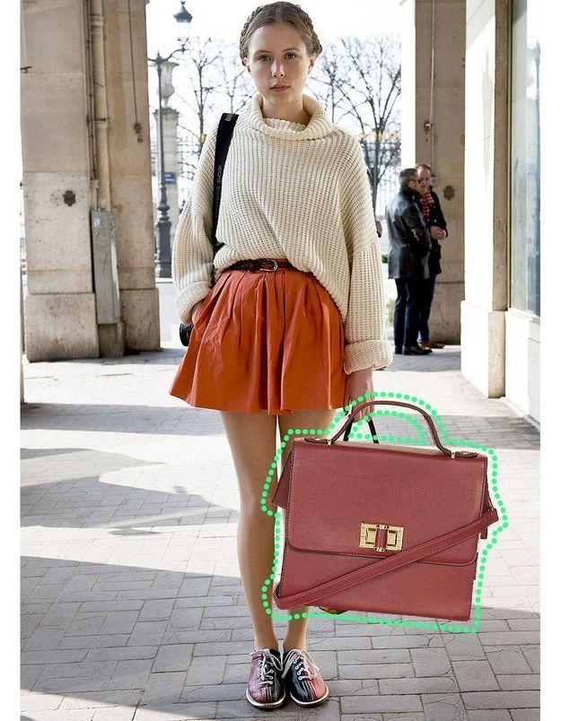 Le sac de dame