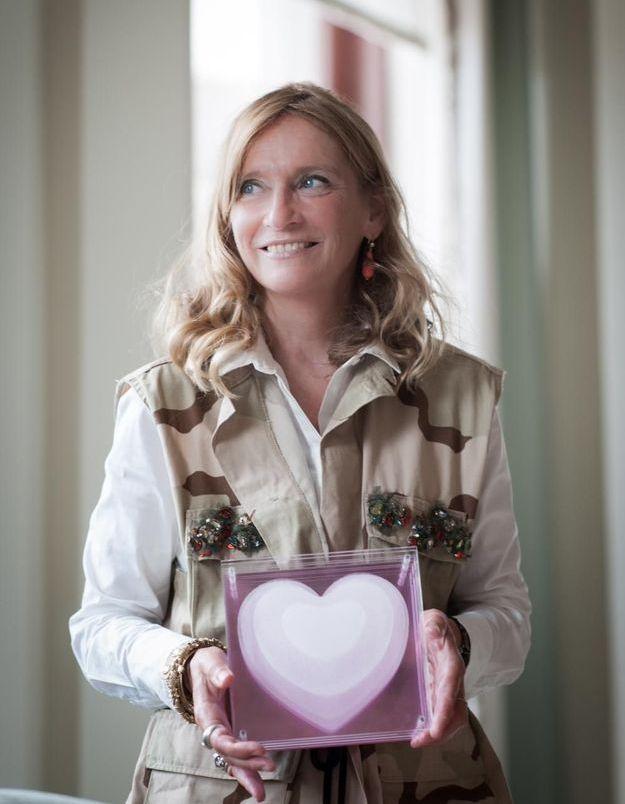 3 questions à Ute Schumacher, directrice de la création chez Swarovski et membre du jury du concours mode et joaillerie International Talent Suppo...