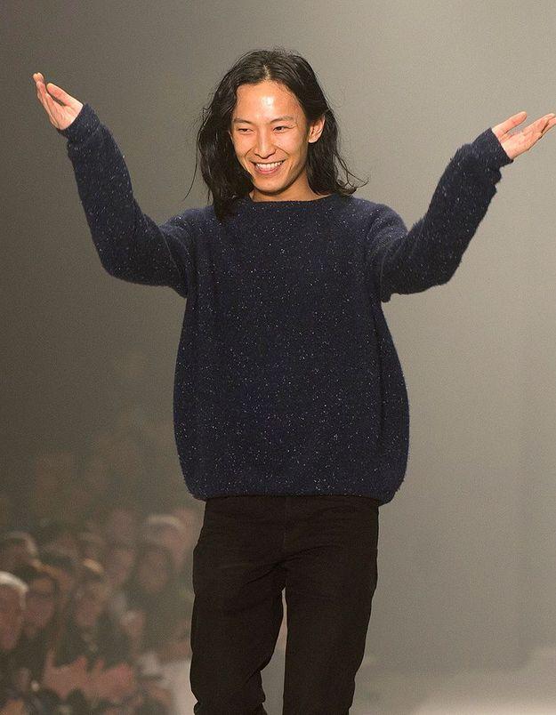 Le premier défilé d'Alexander Wang pour Balenciaga : on y était !