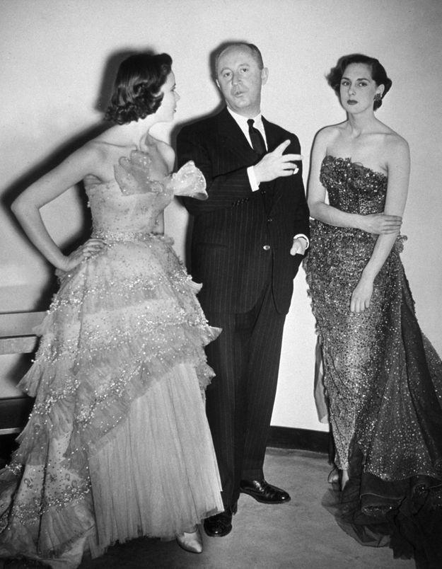 13 décembre 1949 : Karl Lagerfeld assiste à son tout premier défilé de mode