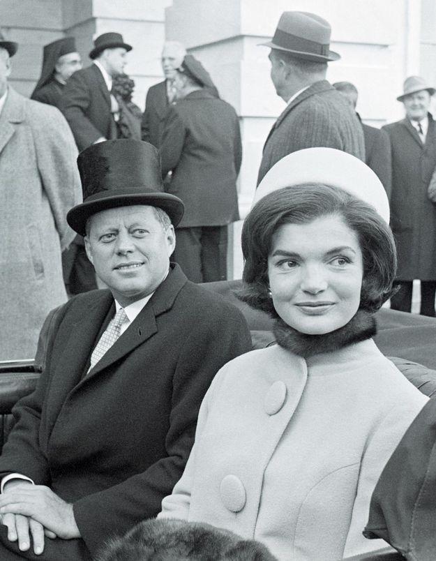 20 janvier 1961 : Jackie Kennedy fait décoller la carrière d'Halston avec un bibi