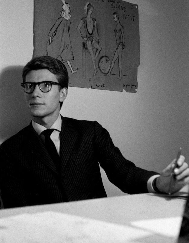 20 Juin 1955 : Yves Saint Laurent rencontre Christian Dior pour la première fois