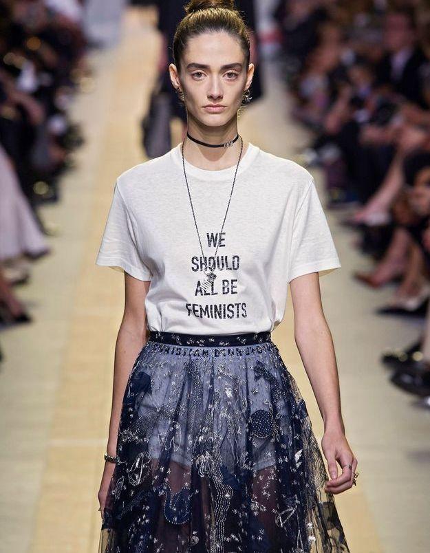 Dior fait appel à une femme