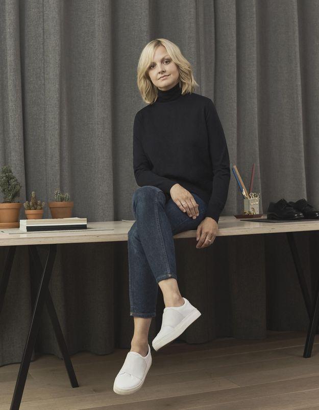 3 questions à Karin Gustafsson, directrice artistique de COS