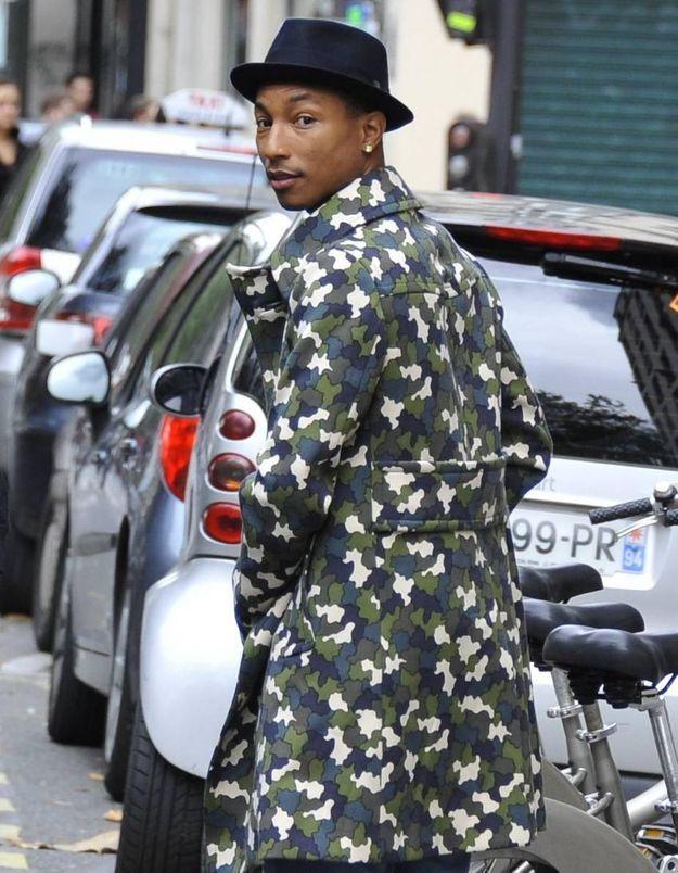 3 questions à Sarah Lerfel sur Pharrell Williams