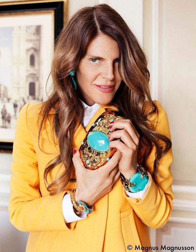 Anna Dello Russo dessine une collection d'accessoires pour H&M