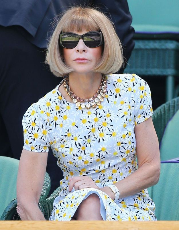 Anna Wintour, 200 000 dollars pour sa garde-robe?