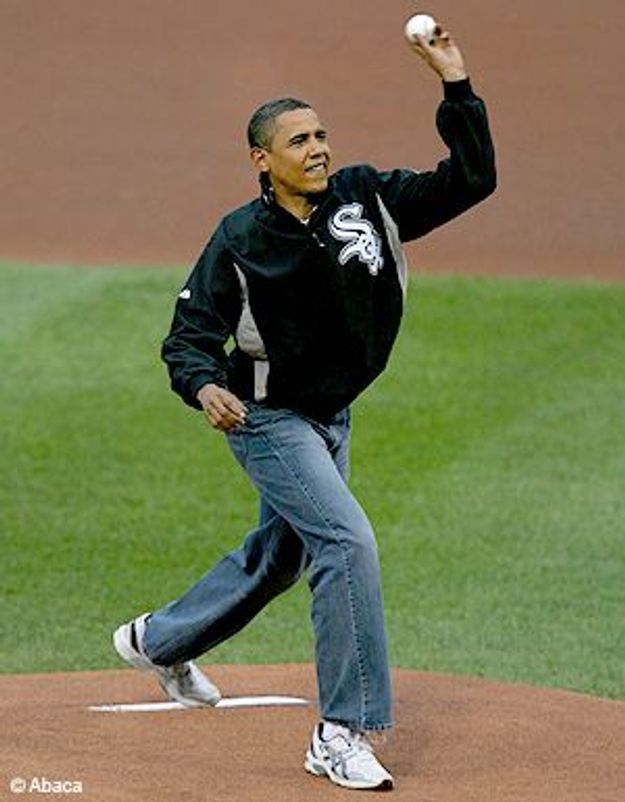 Barack Obama : « je suis plutôt mal fagoté »
