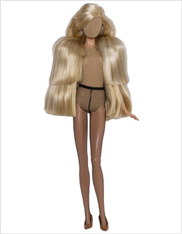 Barbie comme vous ne l'avez jamais vue