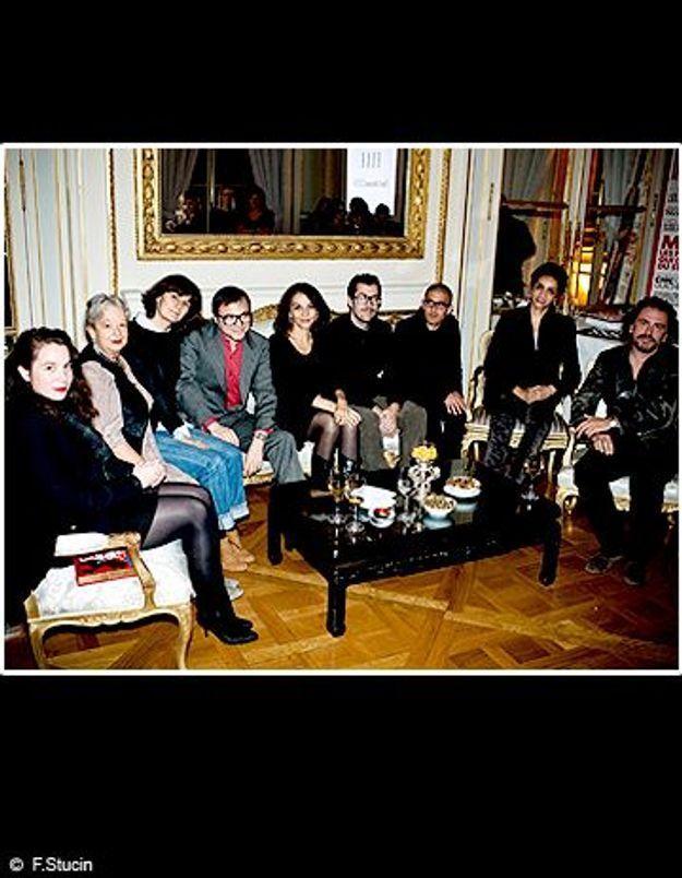 Best dressed 2009 : les coulisses