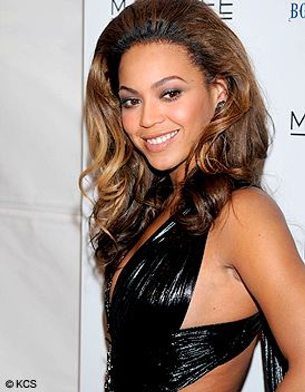 Beyoncé craque pour Mugler