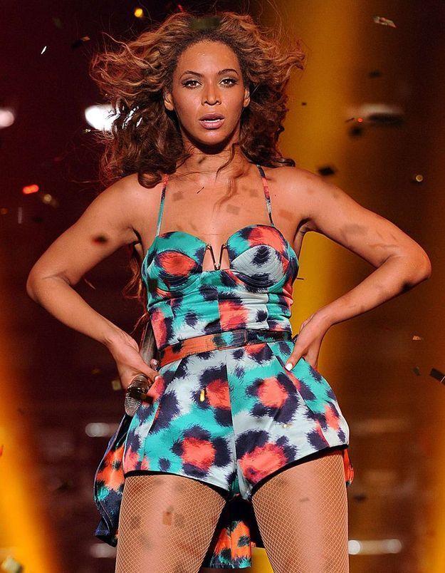 Beyoncé dévoile un body Kenzo (et un titre) inédit