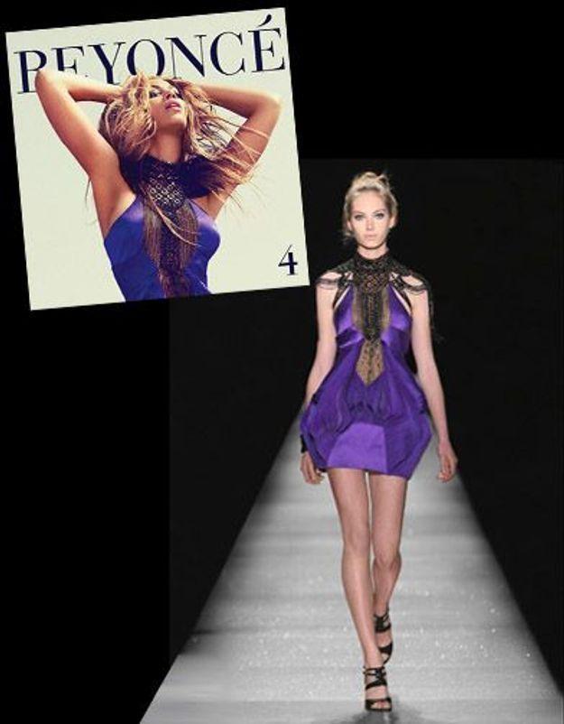 Beyonce soutient les créateurs français