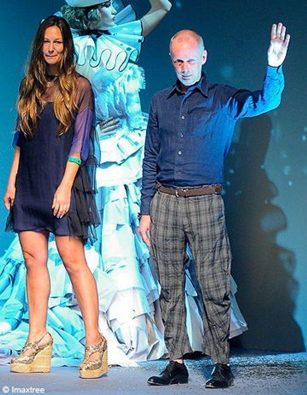 Bill Gaytten, successeur de John Galliano chez Dior ?