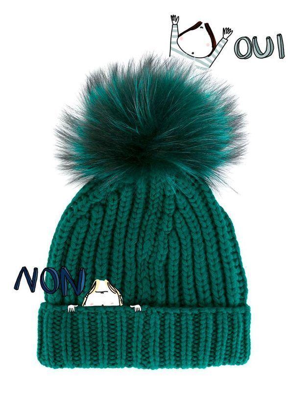Pour ou contre : le bonnet à pompon