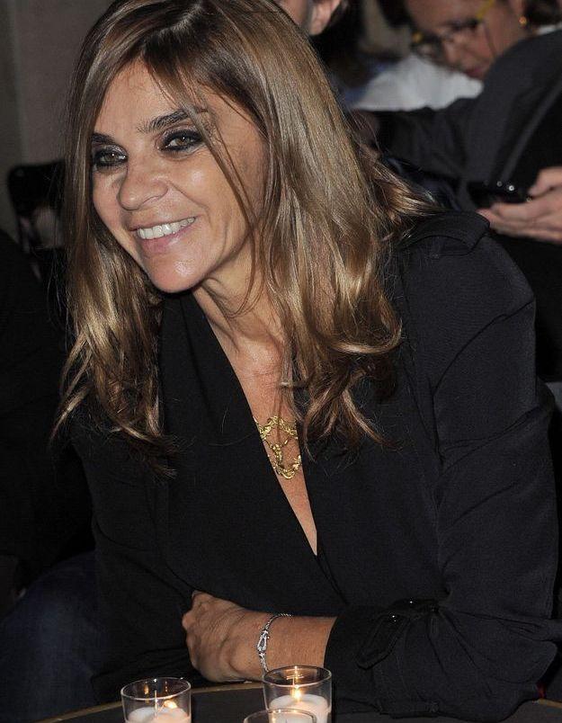 Carine Roitfeld quittera Vogue fin janvier