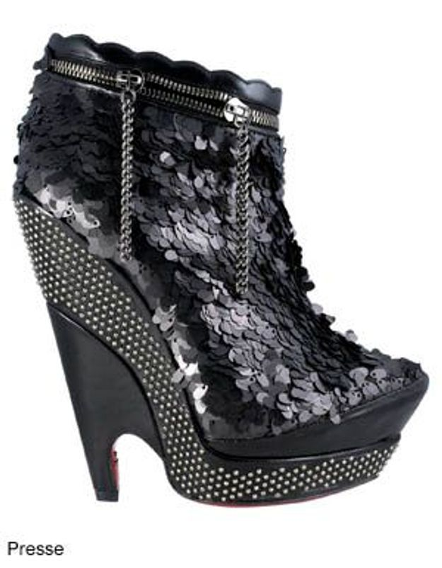 Cet hiver, les chaussures deviennent surprenantes !