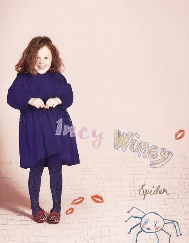Charlotte Olympia : sa collection pour les petites filles