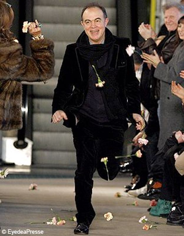 Christian Lacroix défilera-t-il pendant la Haute Couture ?