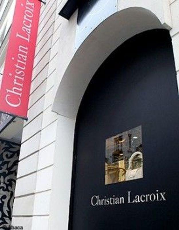 Christian Lacroix : la maison a trouvé son sauveur !