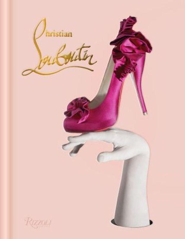 Christian Louboutin fête ses 20 ans avec un livre collector