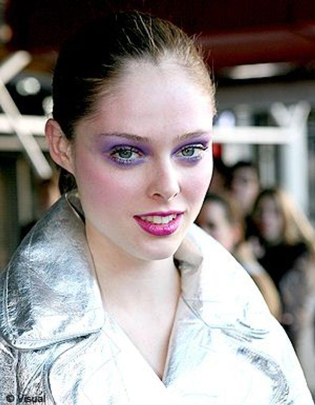 Coco Rocha version mannequin de cire