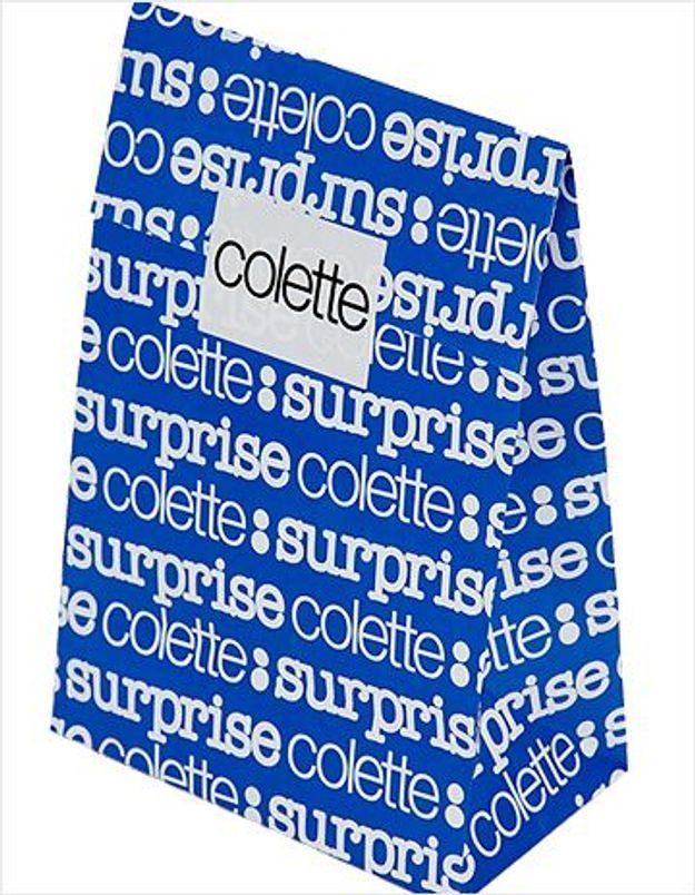 Colette revisite la pochette surprise de notre enfance