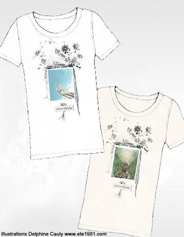 Collector :un t-shirt Vanessa Bruno avec votre magazine ELLE