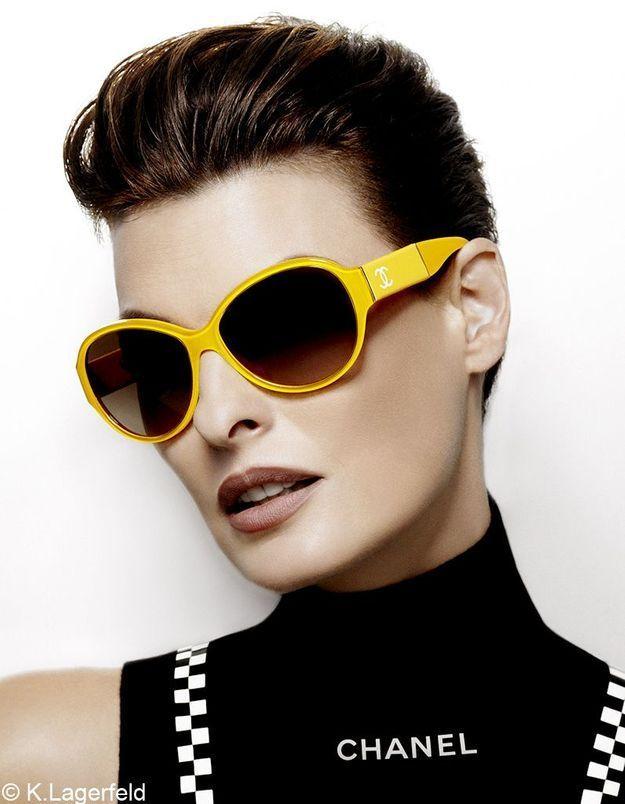 """"""" Color Block """" : la nouvelle ligne de solaires de Chanel"""