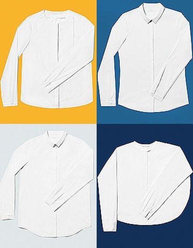 COS : 10 chemises pour fêter ses 5 ans