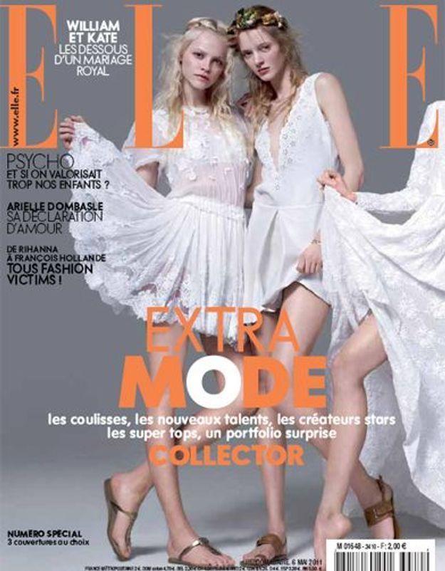 Découvrez le numéro Extra Mode et déjà collector de ELLE