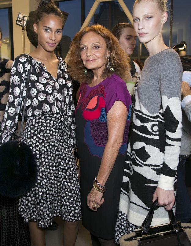 Diane von Furstenberg: «Mon style est le reflet de la liberté des femmes »