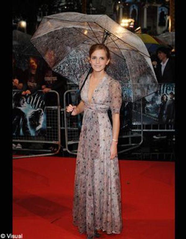 "Emma Watson se la joue ""Mary Poppins"" !"