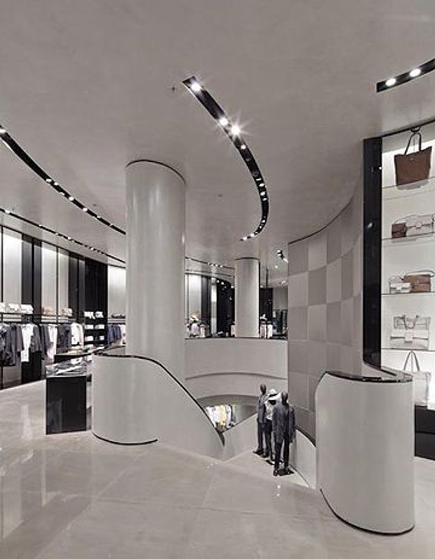 Emporio Armani ouvre sa deuxième boutique à Paris