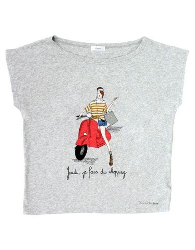 Etam et Do it in Paris lancent une collection homewear