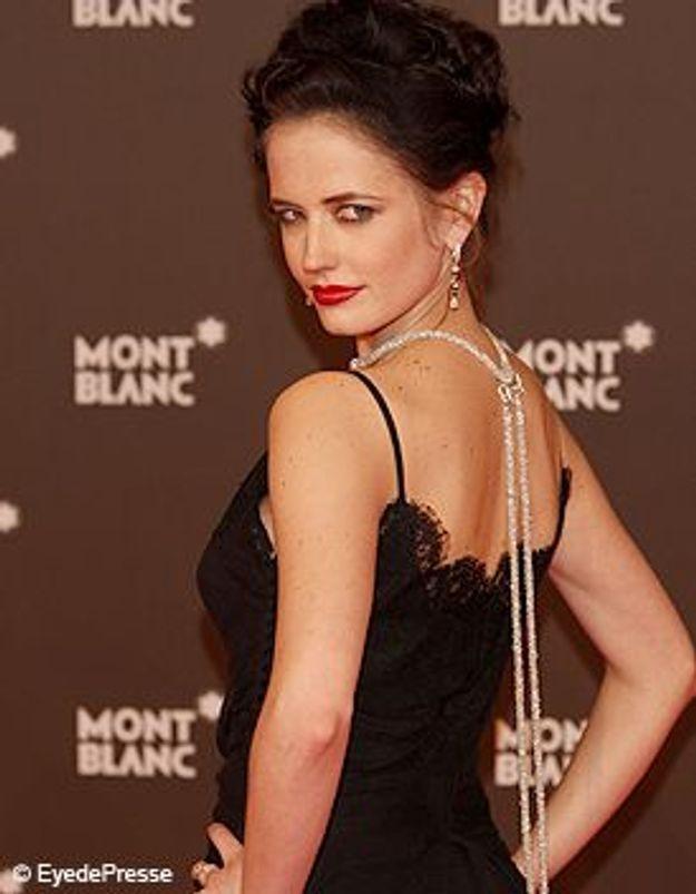 Eva Green re-signe avec Montblanc