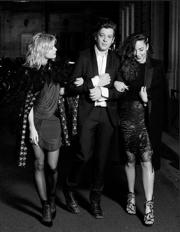 Exclu : la prochaine couv de ELLE shootée par Karl Lagerfeld dévoilée