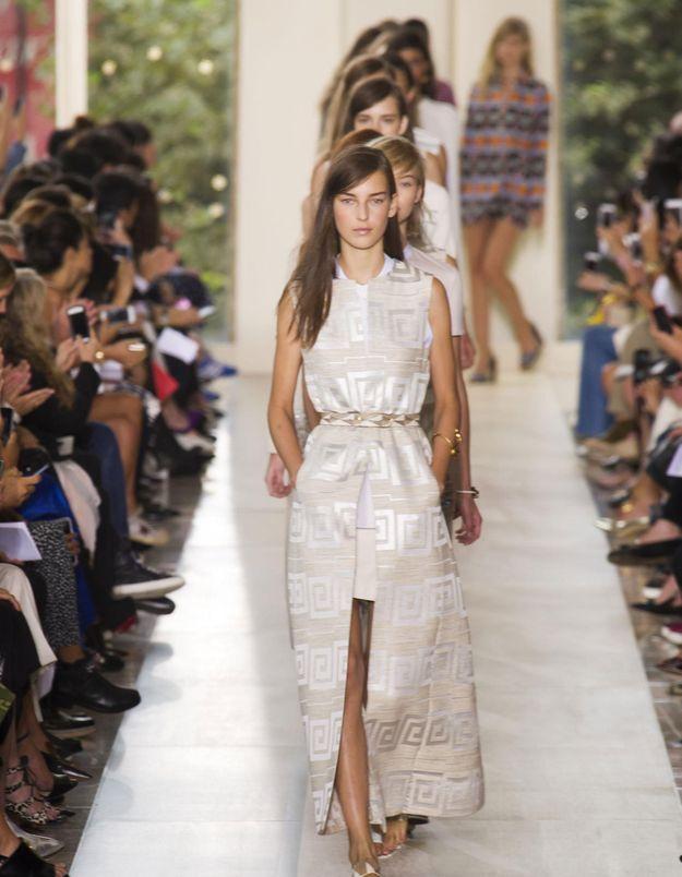 Fashion Week: découvrez le show Tory Burch en direct à 15H