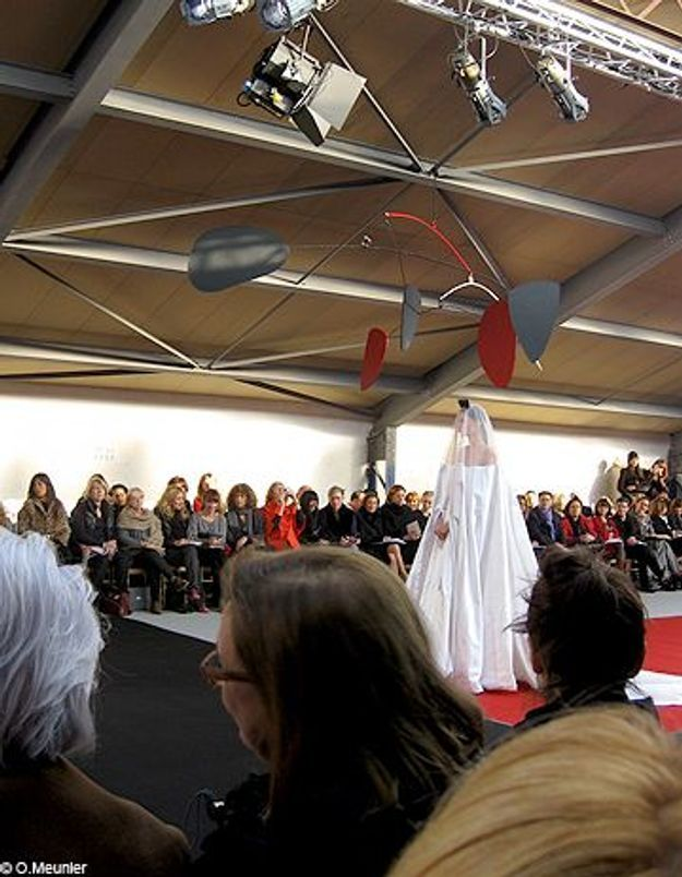 Fashion Week Haute Couture : un premier jour effervescent !