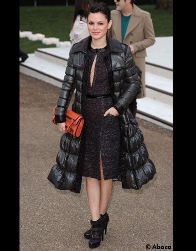 Fashion Week Londres : le plein de stars chez Burberry