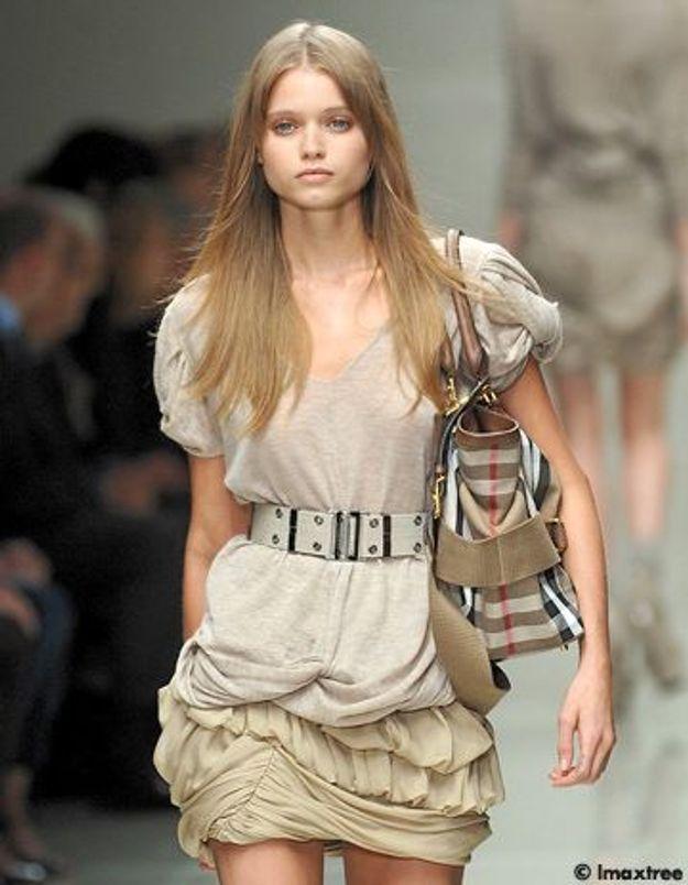 Fashion Week : on ne rate pas le défilé Burberry en 3D !